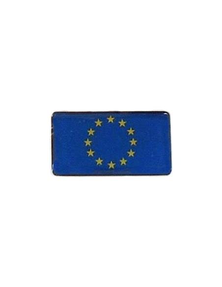 Pegatina Bandera Comunidad Europea Relieve