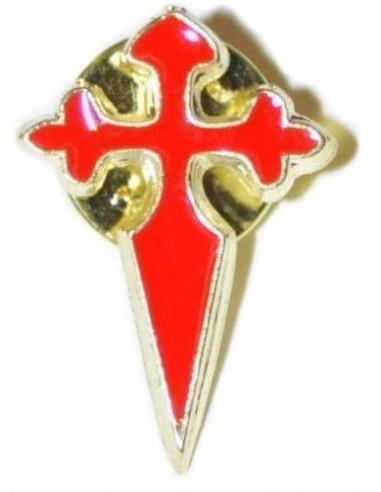 Pin Cruz Santiago