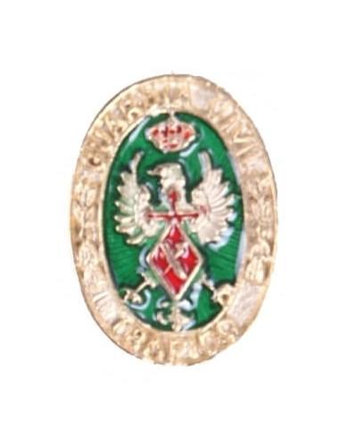 Spanish Traffic Civil Guard Pin