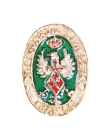 Pin Guardia Civil Tráfico