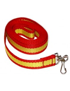Spanish Flag Dog Leash