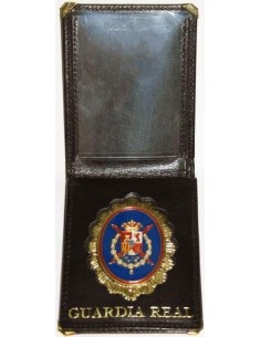 Wallet Plate Royal Guard Juan Carlos I of Spain