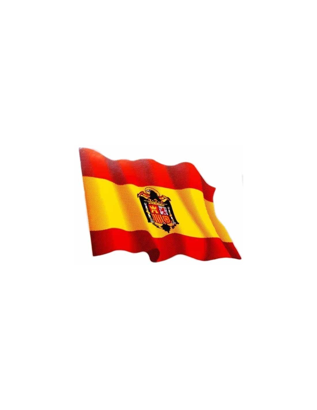 San juan eagle spanish flag sticker loading zoom