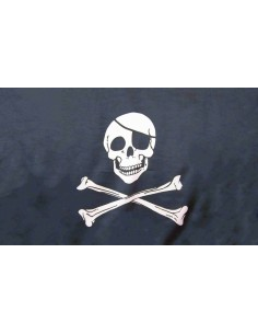 Pirate Bones Flag
