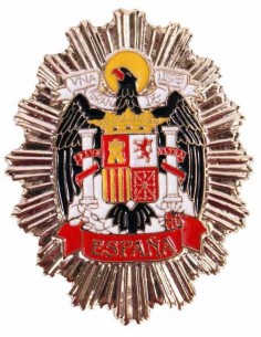 San Juan Eagle Badge