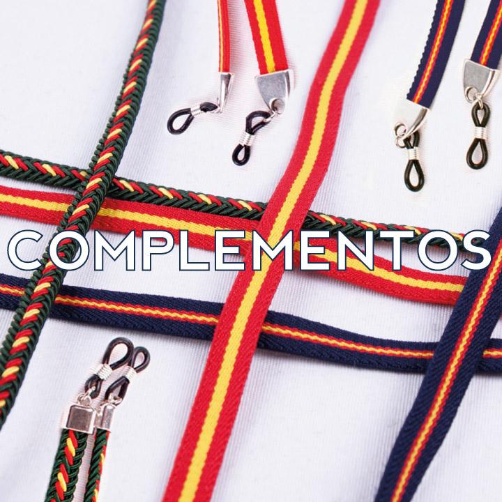 COMPLEMENTOS BANDERA ESPAÑA