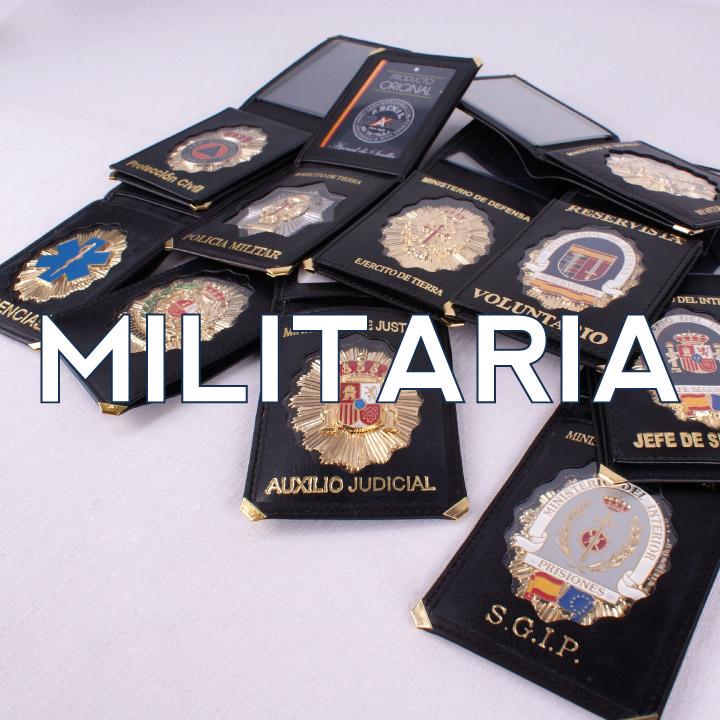 MILITARIA Y EQUIPAMIENTO MILITAR