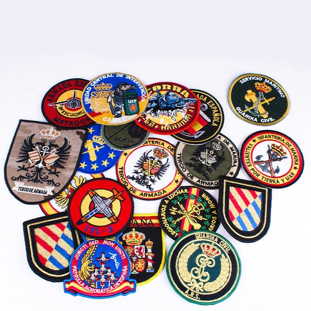 escudos Termo Adhesivos