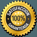Calidad y Satisfacción garantizada